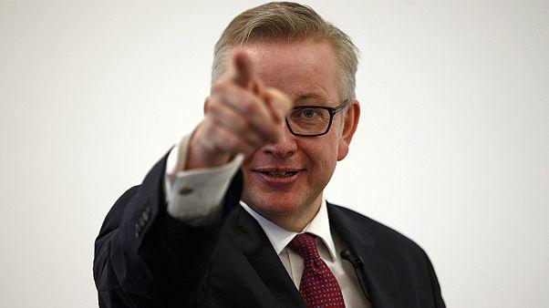 """Reino Unido: Michael Gove defende que próximo primeiro-ministro deve ser alguém que defendeu o """"Brexit"""""""