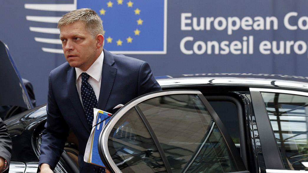 AB′nin yeni dönem başkanı Slovakya