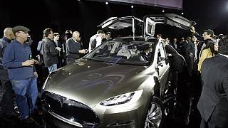 US auto regulator examining Tesla Model S cars after fatal accident