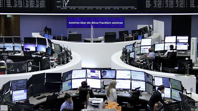 Los bonos del Estado marcan mínimos históricos en las economías occidentales