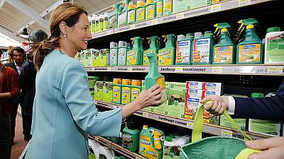 Europe in the grip of a weedkiller war