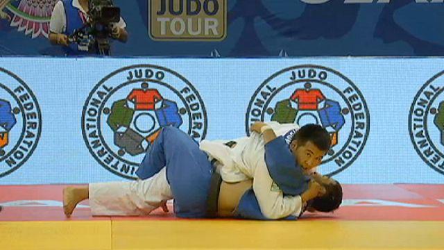 Judo Grand Prix: Rio'dan önce son turnuva Ulanbatur'da başladı