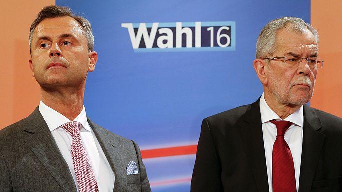 Mindkét jelölt indul a megismételt osztrák elnökválasztáson