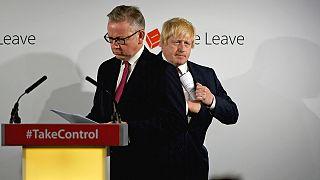 """""""Brexit"""": pequeñas y grandes traiciones entre amigos"""
