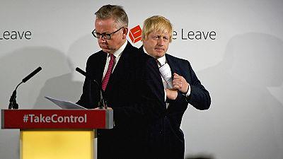 """Brexit: une ambiance """"House of Cards"""" dans les alcôves du pouvoir britannique"""
