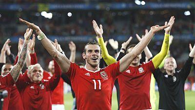 Euro 2016: Wales stun Belgium to reach semi-finals in their first European Championship