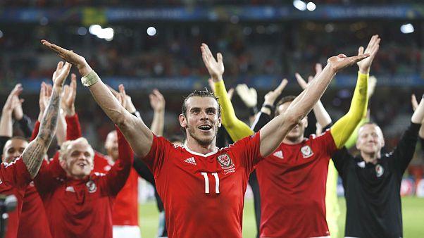 يورو 2016: منتخب ويلز يلتحق بالبرتغال إلى نصف النهائي