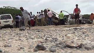 Somalie : huit morts dans l'explosion d'une mine