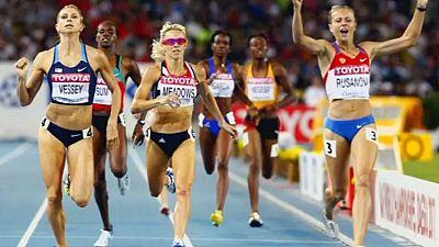 IAAF clears Stepanova