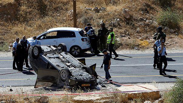 Tote bei Zusammenstößen im Westjordanland