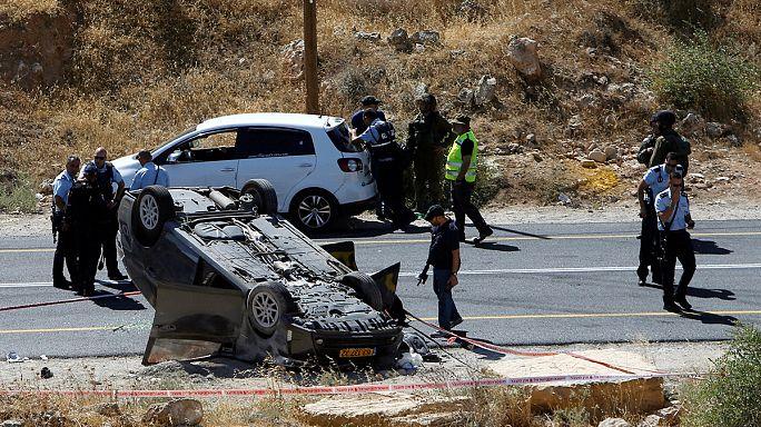 Армия Израиля оцепила Хеврон в ответ на нападения палестинцев