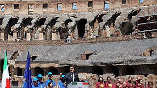 Felújították a Colosseumot
