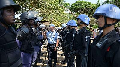 Liberian forces fully in charge of security as UN leaves after 13-years