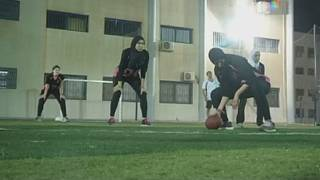 Egyptian women develop interest in American football