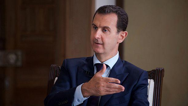 """Guerre en Syrie : Assad accuse l'Ouest de """"doubles standards"""""""