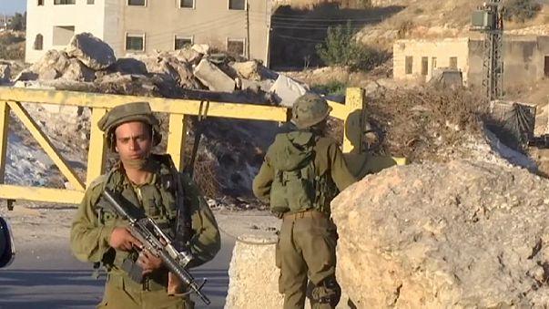 Cisjordanie : l'armée israélienne riposte après un tir palestinien de roquette