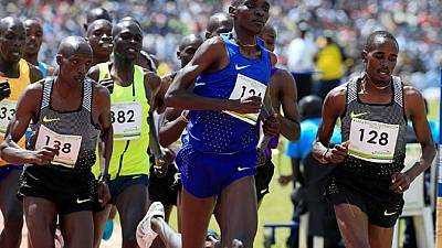 Kenya selects Rio 2016 Olympic team