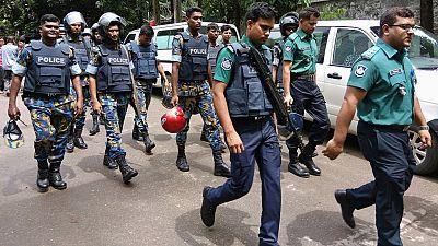 Bangladesh : au moins 20 morts dans une prise d'otages sanglante