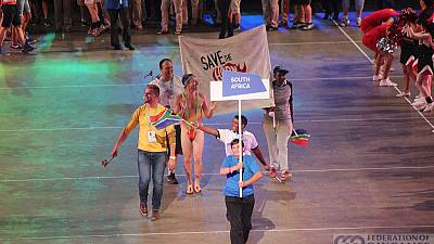 "Cape Town, candidate à l'organisation des ""Gay Games"" 2022"