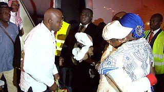 Côte d'Ivoire : retour symbolique de quatre réfugiés pro-Gbagbo