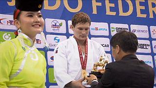 Zweiter Tag beim Judo Grand Prix in Ulan-Bator