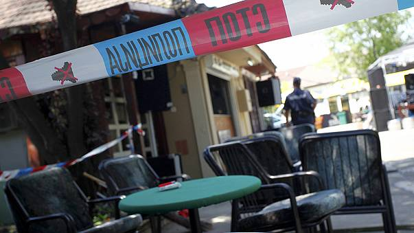 'Jealous' man guns down five, wounds 22 in Serbia cafe
