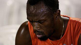 Usain Bolt se blesse et manque la finale des 100 m des séléctions jamaïcanes