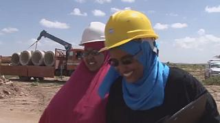 Somaliland: Footprints of rare female engineers