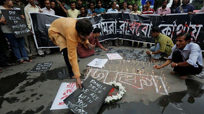 Италия скорбит по убитым исламистами в Дакке