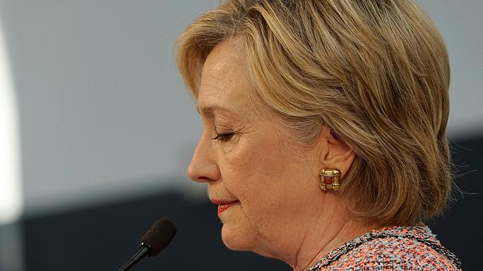 Hillary Clinton interviewed by FBI in private email server inquiry