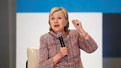 Hilary Clinton entendue par le FBI