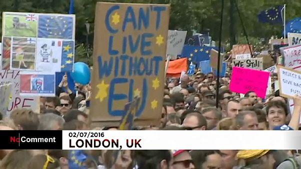 Londra contro la Brexit