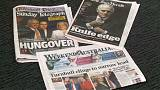 Australia in political limbo after cliff-hanger election
