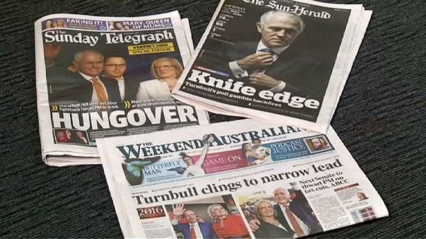 Australia: risultati elettorali non prima di martedì