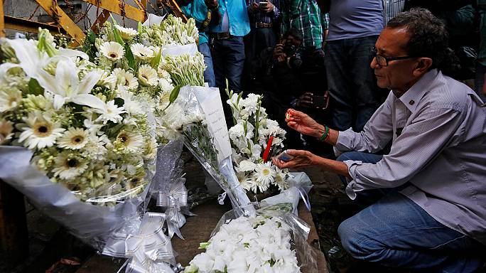Bangladesh mourns after suspected Islamist militants storm upmarket cafe in the capital