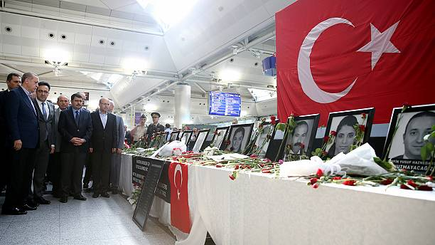Suspected Islamic State militants in court over Istanbul airport bombing