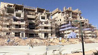 دولت اسرائیل شهرک های کرانه باختری را توسعه می دهد
