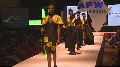Lagos hosts 2016 Africa fashion week Nigeria