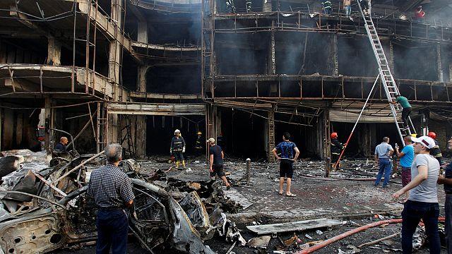 إرتفاع حصيلة ضحايا تفجيري بغداد إلى167 قتيلا على الأقل