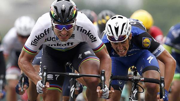 Tour 2016: Peter Sagan assume liderança