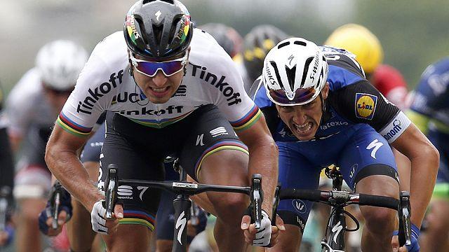 Sagan állt az élre a Touron