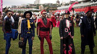 Durban July: entre course de chevaux et défilé de mode