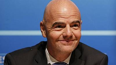 Internal FIFA memo questions Infantino's governance style