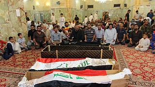 Iraq mourns deadly bomb blast victims