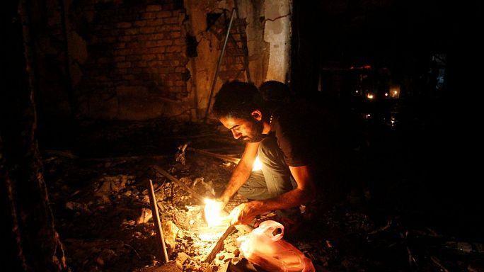Bagdade: Vigília pelos mais de 200 mortos do atentado