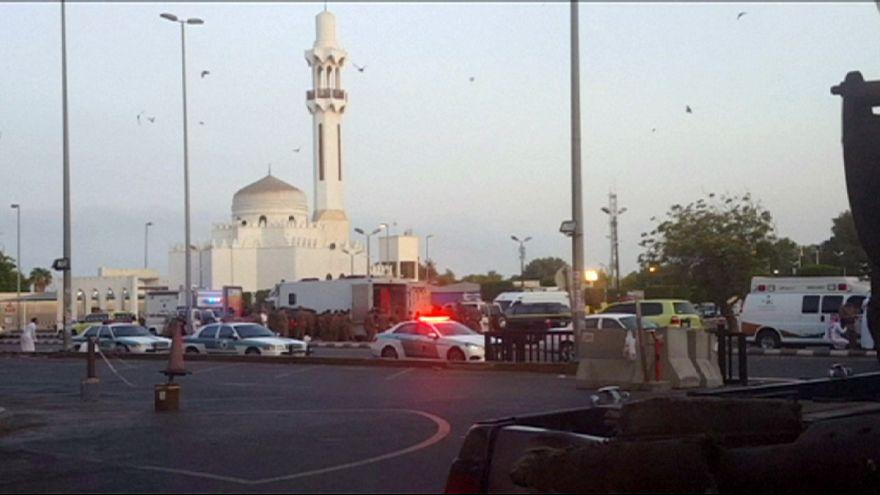 Arabia Saudí: dos heridos en un atentado suicida frente al consulado de EE.UU. en Yida