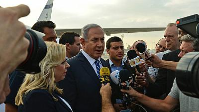 Israeli PM on historic African visit, security and diplomacy top agenda
