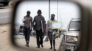 Lagos vows strict enforcement of ban on street hawking