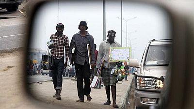 Lagos vows strict enforcement of ban on street hawking