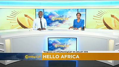 Liberian troops in charge of national security [The Morning Call]